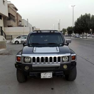 Used condition Hummer H3 2006 with +200,000 km mileage