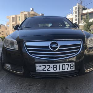Opel Insignia 2013 For sale - Black color