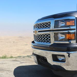 For sale Chevrolet Silverado car in Amman