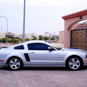 For sale 2005 Silver Mustang