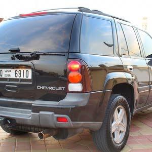 Chevrolet TrailBlazer for sale in Ajman