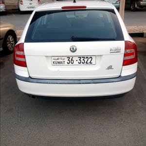 Gasoline Fuel/Power   Skoda Octavia 2008