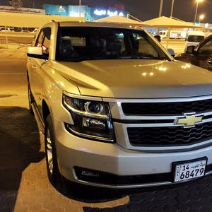 Chevrolet Tahoe 2016 For sale - Beige color