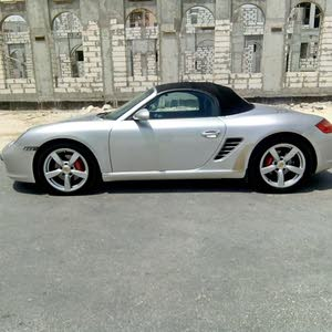 Porsche Boxster-S Type: Convertible Car Year: 2008