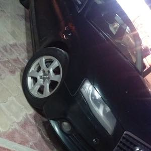 Automatic Green Audi 2010 for sale