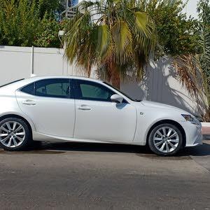 Lexus Is 200t 2016 USA specific