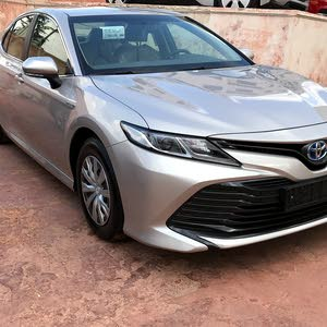 Camry 2018 - New Automatic transmission