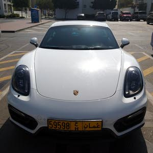 Porsche Cayman car is available for sale, the car is in Used condition