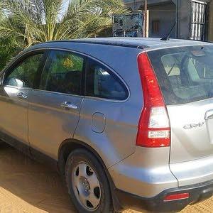 Honda CR-V 2008 For sale - Grey color