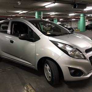 Automatic Chevrolet Spark 2015