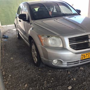 Silver Dodge Caliber 2007 for sale