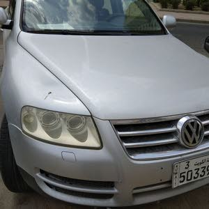 Volkswagen touareg 2004 in good condition for immediate sale