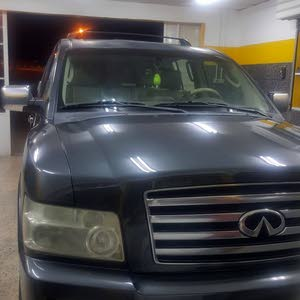 Gasoline Fuel/Power   Infiniti QX56 2006