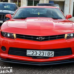 Chevrolet Camaro 2015 For sale - Red color