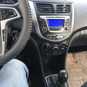 Hyundai Accent 2014 - Manual