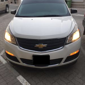 Chevrolet Traverse 2014 for sale in Abu Dhabi
