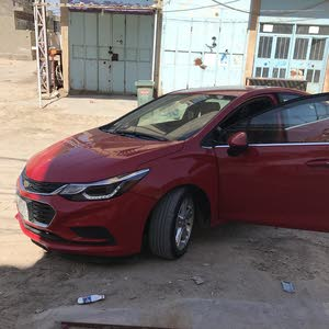 1 - 9,999 km mileage Chevrolet Cruze for sale