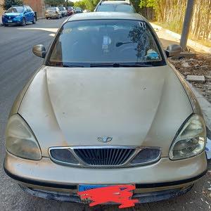 سيارة دايو نوبيرا 2 للبيع بحالة جيدة