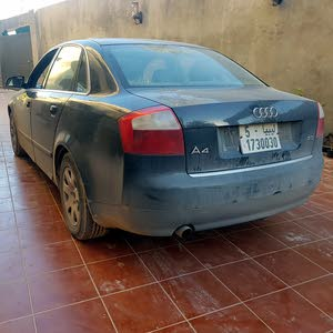 2004 Used A4 with Manual transmission is available for sale
