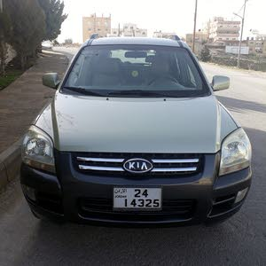 2005 Used Sportage with Automatic transmission is available for sale