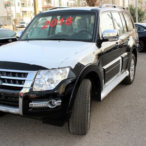Automatic Mitsubishi 2018 for sale - New - Amman city
