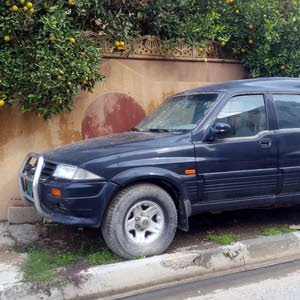 Best price! SsangYong Musso 1997 for sale