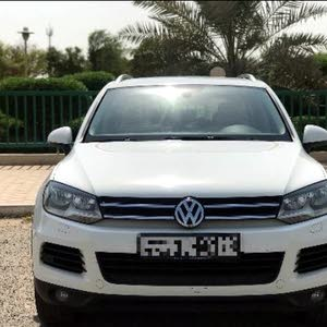 2011  Touareg with  transmission is available for sale
