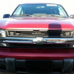 Used condition Chevrolet TrailBlazer 2004 with 160,000 - 169,999 km mileage