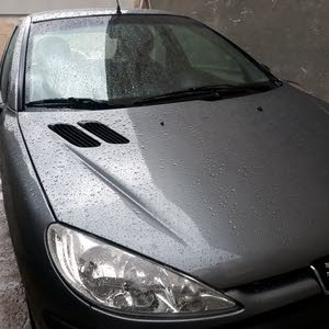 Used Peugeot 206 in Amman