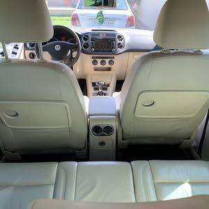 For sale Volkswagen Tiguan car in Tripoli