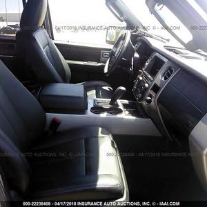 White Ford Expedition 2017 for sale