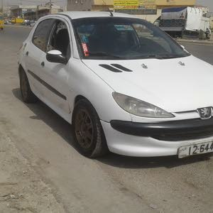 For sale Peugeot 206 car in Madaba
