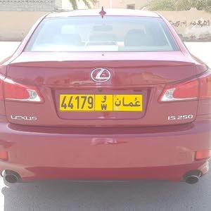 110,000 - 119,999 km Lexus IS 2009 for sale