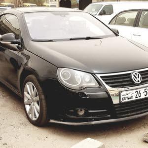 Gasoline Fuel/Power   Volkswagen Eos 2008