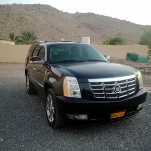 Cadillac Escalade car for sale 2008 in Muscat city