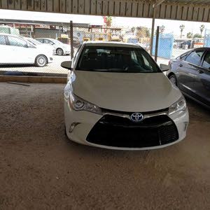 Automatic Toyota Camry 2013