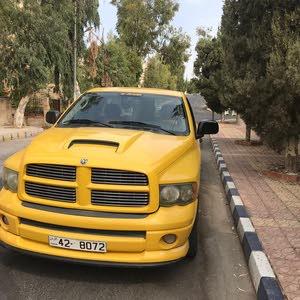 Yellow Dodge Ram 2005 for sale