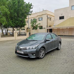 Used 2014 Corolla for sale