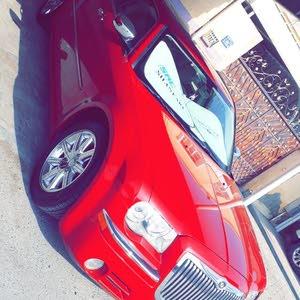 Red Chrysler 300C 2010 for sale
