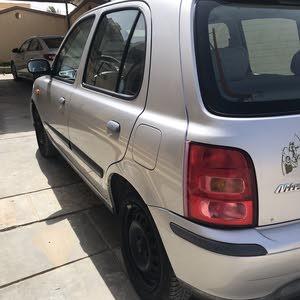 نيسان ميكرا 2004 مكيفه سيارة نظيفه