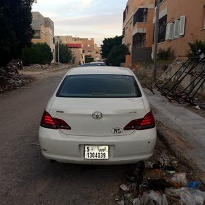 Toyota Avalon in Tripoli