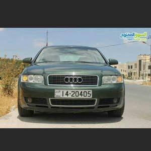 Audi A4 car for sale 2002 in Amman city