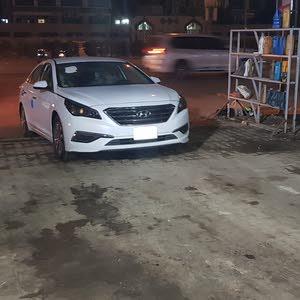 Manual Hyundai 2015 for sale - Used - Basra city