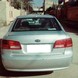 Automatic Kia 2008 for sale - Used - Wasit city