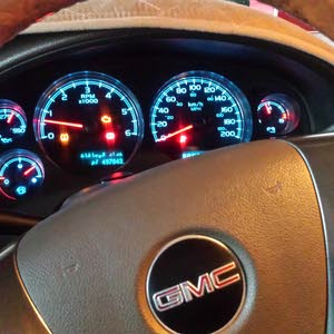 Gasoline Fuel/Power   GMC Yukon 2007