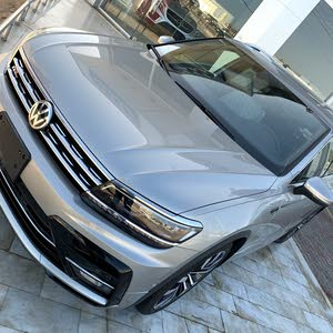 Automatic Volkswagen 2018 for sale - New - Tripoli city