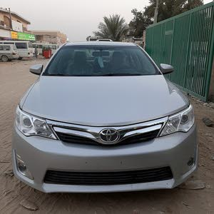 FOR SALE (ONLY EXPORT) TOYOTA CAMRY 2015, FULL OPTION, GCC SPECS,  KM 106321