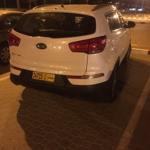 2012 Used Sportage with Automatic transmission is available for sale