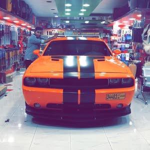 Dodge Challenger 2012 For sale - Orange color