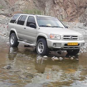 Nissan Pathfinder 2003 For sale - Beige color